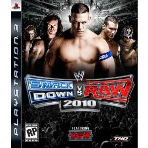 WWE SmackDown vs Raw 2010 [PS3]