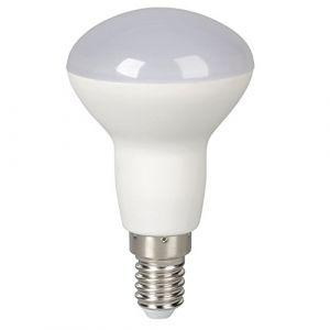 Expert Line Ampoule LED E14 R50 3 W équivalent a 25 W blanc chaud - Culot : E14 R50 - 3 W équivalent à 25 W - 240 lm - 2700 K - Durée de vie : 20 000 h - Blanc chaud.
