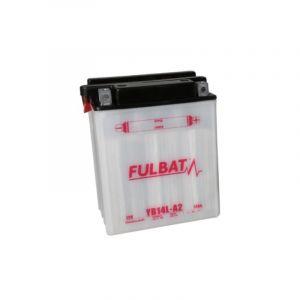 Fulbat Batterie moto YB14L-A2 12V / 14Ah