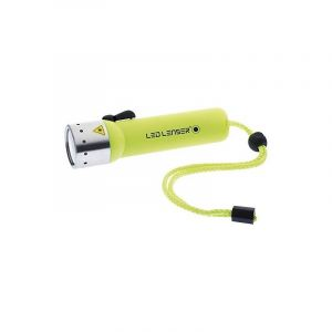 Led lenser D14.2 Jaune Coffret Cadeau Lampe Torche de pongée Mixte Adulte