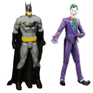 Jakks Pacific Pack figurines Batman & Joker 50 cm
