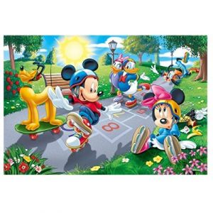 Trefl Mickey Mouse & Friends - Puzzle 100 pièces