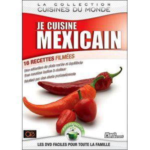 Je cuisine Mexicain