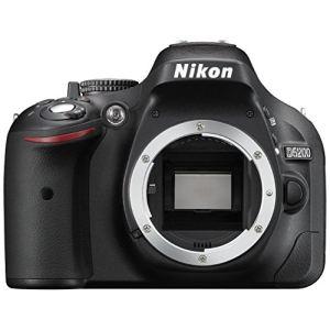 Nikon D600 (Boîtier nu)