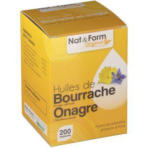 Powersanté Bourrache onagre - 200 capsules
