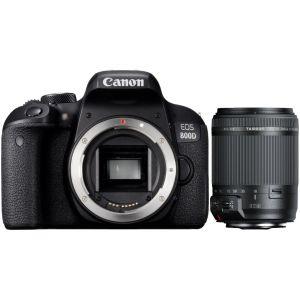 Canon EOS 800 (avec objectif Tamron 18-200mm)