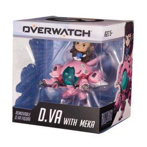 Blizzard Figurine - Overwatch Cute But Deadly - D.Va w/ Meka 14 cm