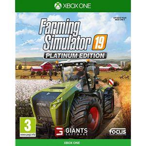 Farming Simulator 19 - Platinum Edition [XBOX One]