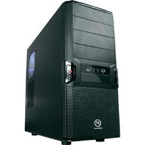 Thermaltake V3 Black Edition (VL80001) - Boîtier Moyen tour sans alimentation