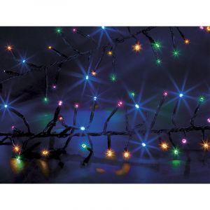 Guirlande l ineuse extérieur Boa 360 LED Multicolore