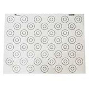 De Buyer 493540 - Tapis pâtissier à macarons (30 x 40 cm)