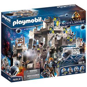 Playmobil 70220 - Grand château des Chevaliers Novelmore