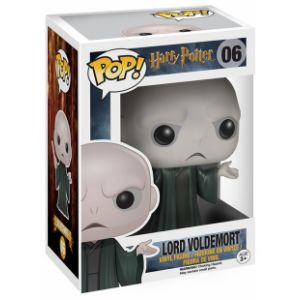 Funko Figurine Pop! Harry Potter : Lord Voldemort