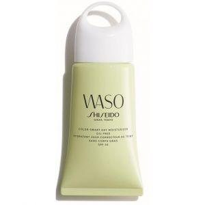 Shiseido Waso - Hydratant jour correcteur de teint sans corps gras SPF 30
