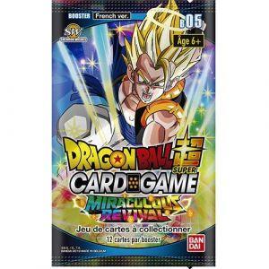 Bandai Booster - Dragon Ball Super - Série 5 - Miraculous Revival (Modèle Aléatoire)
