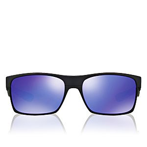 Oakley Twoface Matte Black Lens Violet Iridium