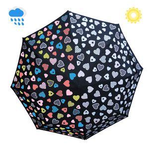 La Chaise Longue Parapluie magique Coeurs