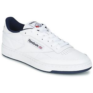 Reebok Chaussures Classic CLUB C 85 blanc - Taille 36,39,40,41,42,43,44,45,46,34,35,42 1/2,37 1/2,38 1/2,44 1/2,34 1/2