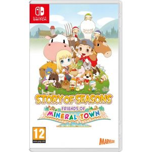 Story of Seasons Friends of Mineral Town [Switch]