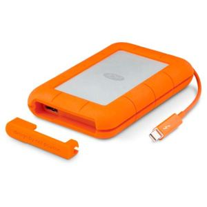Lacie 9000488 - Disque dur externe Rugged 1 To Thunderbolt USB 3.0