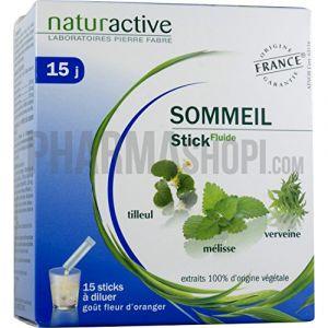 Naturactive Sommeil - 15 sticks fluides de 10 ml