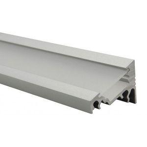 Kanlux Profilé aluminium inclinable ruban led - 1 mètre