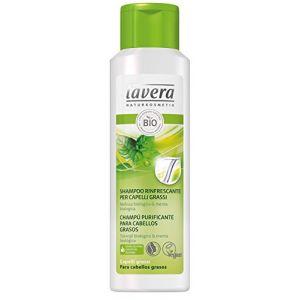 Lavera Champú purificante para cabellos grasos - 250 ml