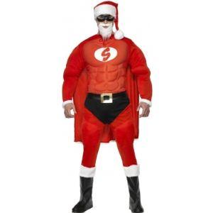 Déguisement Super Père Noël (taille M)
