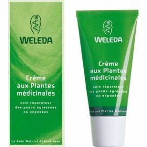 Weleda Crème aux plantes médicinales - Soin réparateur