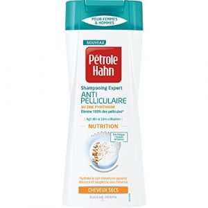 Pétrole Hahn Shampoing Expert antipelliculaire Nutrition