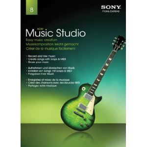 Acid Music Studio 8 [Windows]