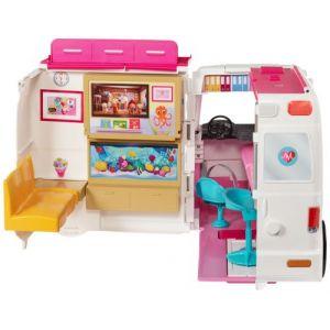 Mattel Barbie - Coffret cuisine à modeler