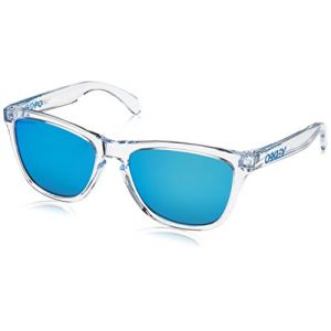 Oakley Lunettes Frogskins Crystal Clear Prizm Sapphire 2018