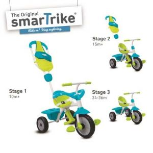 SmarTrike Tricycle Play GL 3 en 1