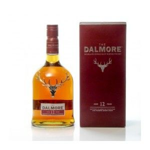 Dalmore Whisky 12ans 40° 70cl