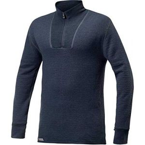 Woolpower 400 Sous-vêtement bleu M Maillots de corps