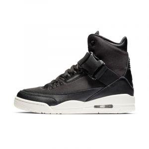 Nike Chaussure Air Jordan 3 Retro Explorer XX pour Femme - Noir - Couleur Noir - Taille 39