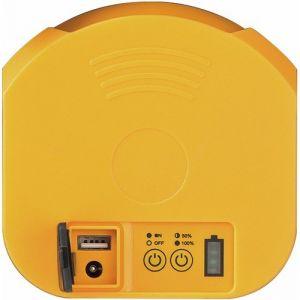 Brennenstuhl Batterie Li-Ion rechargeable 7,4V 7.800mAh pour projecteur portable LED CHIP 20 W