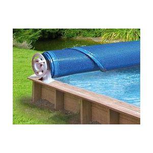 Couverture piscine abris et bache de protection for Abri piscine kandis