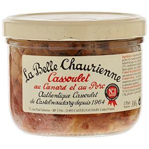 La Belle Chaurienne Cassoulet au canard et au porc - Le pot de 380g