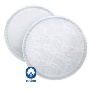 Philips Avent SCF155/06 - 6 coussinets d'allaitement lavables
