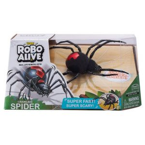 Zuru Robot Alive - Crawling Spider - Robot Araignée