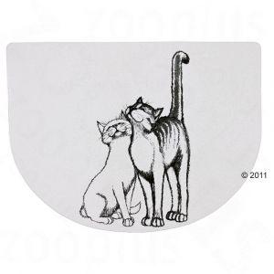Trixie Set de table Pussy Cat en PVC 40 x 30 cm