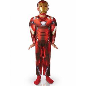 Rubie's Déguisement luxe enfant Iron Man Civil War