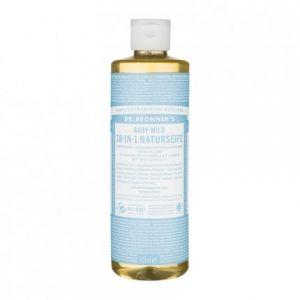 Dr bronner's Magic Soap - Savon liquide 18-in-1 neutre