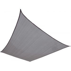 High Peak Fiji Tarp Voile d'ombrage Gris 400 x 300 cm
