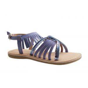Mod'8 Sandales enfant SUMY - Couleur 30 - Taille Bleu