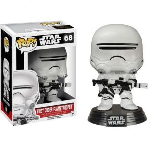 Funko Figurine Pop! Star Wars Episode 7 : First Order Flametrooper