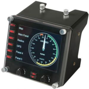 Logitech G Saitek Pro Flight Instrument Panel ( Neuf )