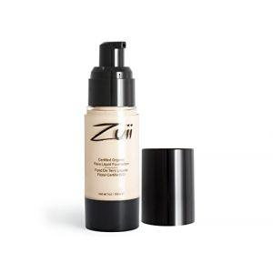 Zuii Organic Flora Liquid Foundation Porcelain - 30 ml